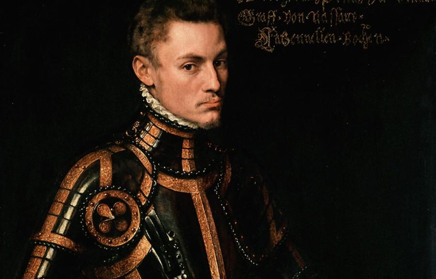 Wilhelm von Oranien Schloss Dillenburg