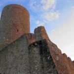 Burg Gleiberg: Geburtsstätte einer heiligen Kaiserin?