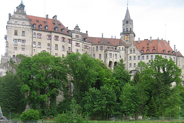 Schloss Sigmaringen / Foto: Burgerbe.de