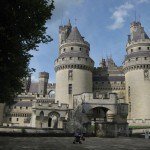 Chateau de Pierrefonds – Vorbild fürs Disneyworld-Castle