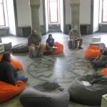 Wewelsburg: Mit Sitzsäcken gegen Neonazis