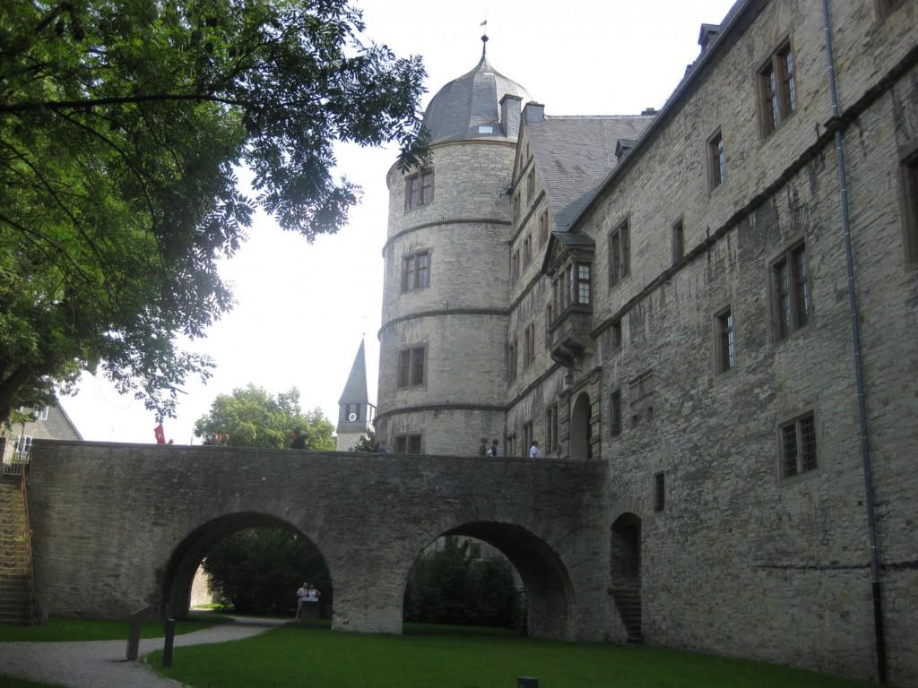 Die Wewelsburg hatte es Himmler angetan