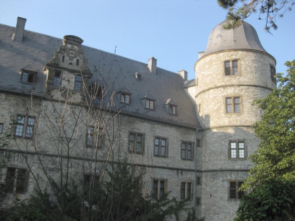 Die Wewelsburg: Ein Weserrenaissanceschloss