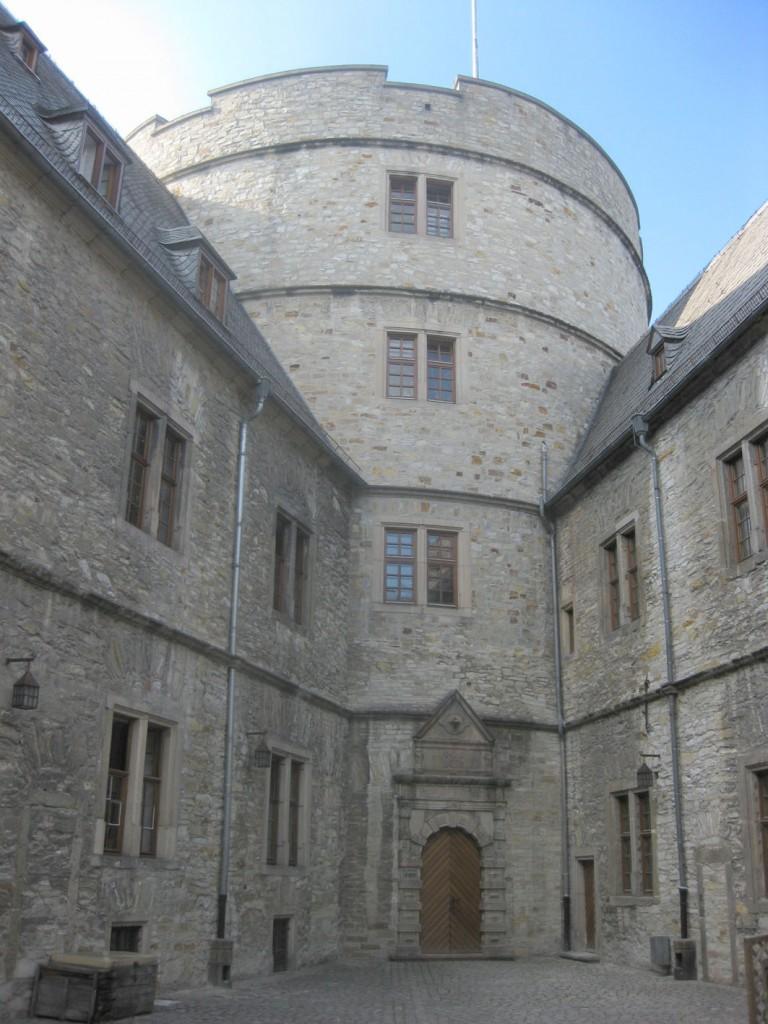 Der Nordturm der Wewelsburg