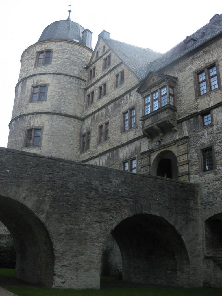 Brücke zur Wewelsburg