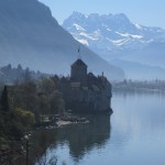 Schloss Chillon – Inselburg mit düsterer Vergangenheit