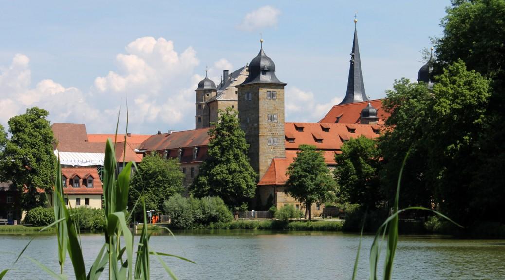 Schloss Thurnau wird saniert und soll Sitz des  Instituts für Fränkische Landesgeschichte werden. Foto: Burgerbe.de