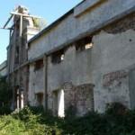 Die verschwundene Burgkapelle von Haus Meer