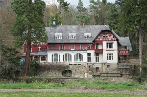 Jagdschloss Camuth / Foto: Wikiedia/Lunabonn