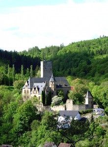 Schloss Kransberg in Usingen / Foto: Wikipedia / Back2hell / CC BY-SA 3.0