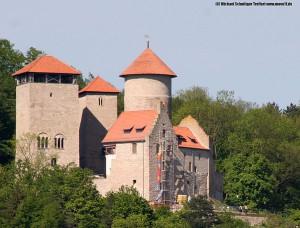 Burg Normannstein / Foto: Wikipedia/Dnkyvirtual
