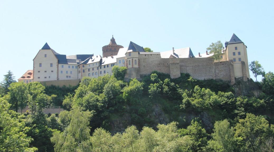 Burg Mildenstein Sachsen