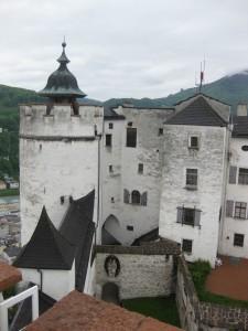Festung Hohensalzburg meldet einen Besucherrekord / Foto: Burgerbe.de