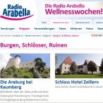 Burgengeschichten fürs Ohr: Eine Serie bei Radio Arabella