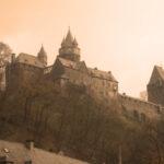 Aufzug-Tunnel zur Burg Altena: Durchstich gelungen