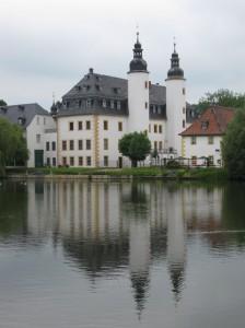 Schloss Blankenhain bei Crimmitschau