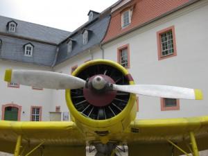 Schloss Blankenhain lockt mit einer Z37