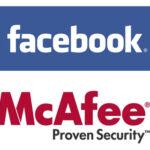 Facebook will mir McAfee aufzwingen