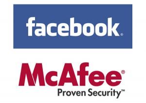 Facebook und McAfee kooperieren - und möchten mich zwingen, meine Virenscanner zu ändern.