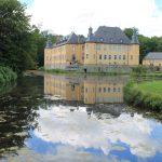 Zur Trauung nach Schloss Dyck: Heimat dickschädeliger Raubritter