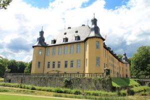 Barock und Rokoko prägten Schloss Dyck