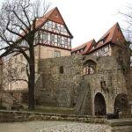 Burg Bodenstein: Nach blutiger Geschichte heute ein Heim für Familienerholung