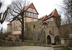 Burg Bodenstein / Foto: Wikipedis/pixlux.de