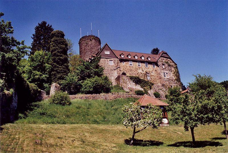 Landschulheim Burg Nordeck / Foto: Wikipedia/MacElch (Rainer Kunze) / CC BY 3.0 DE