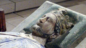 Grabskulptur von Richard Löwenherz / Foto: Wikipedia/Adam Bishop
