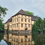 Die wiederentdeckten Mini-Aborte von Schloss Strünkede