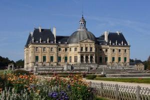 Schloss Vaux-le-Vicomte bei Melun in der Nähe von Paris / Foto: Wikipedia/Jebulon