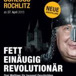 """""""Fett, einäugig, revolutionär"""" – der Film zur Ausstellung auf Schloss Rochlitz"""