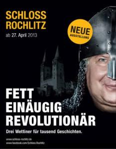 Das Plakat zur Ausstellung