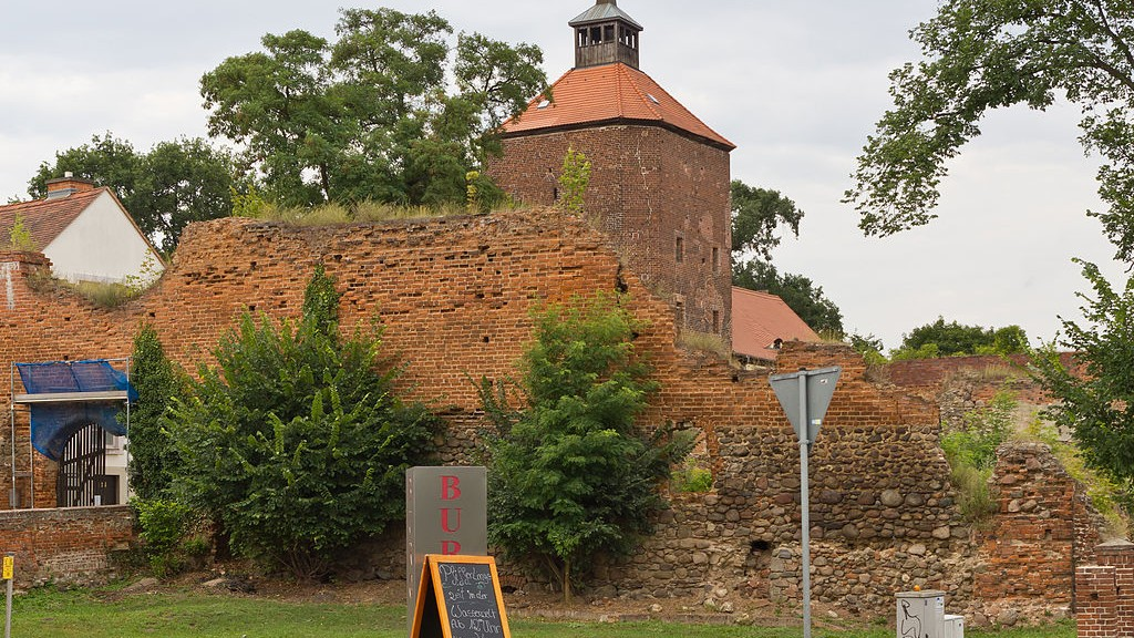Burg Beeskow wird Musikmuseum / Foto: Wikipedia / A.Savin / CC-BY-SA 4.0