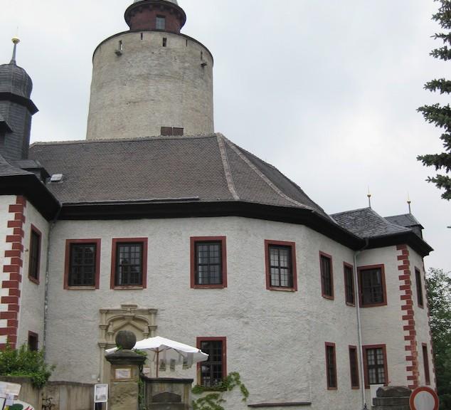 Burg Posterstein / Foto: Burgerbe.de