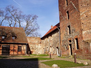 Burghof in Beeskow / Foto: Wikipepia/TwinGin