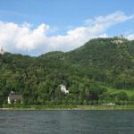 Burgen-Schiffstour ab Bad Godesberg