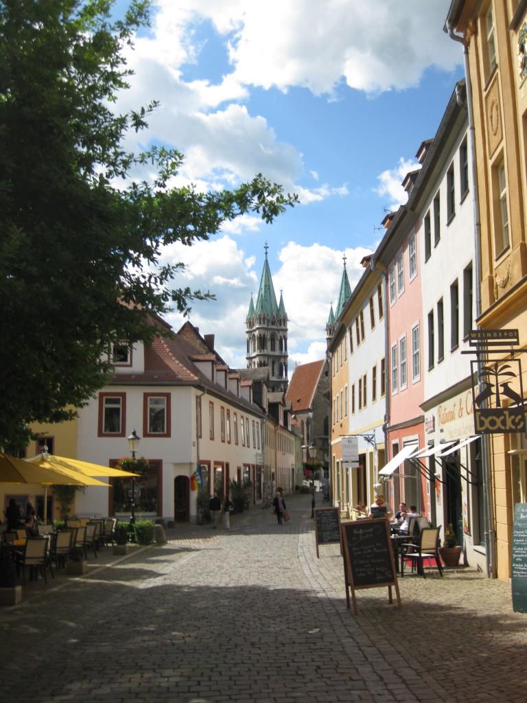 Naumburg: Altstadt