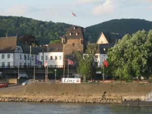 Das Rheintor in Linz