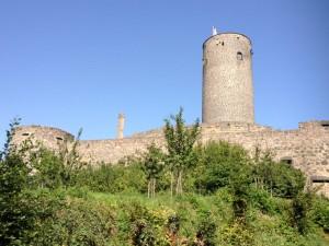 Burg Münzenberg