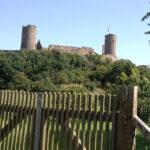 Geheimplan: Windräder vor Burg Münzenberg