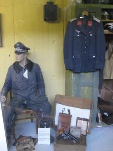 Uniformen im Museum
