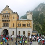 Schloss Neuschwanstein: Chinesische Touristen vermisst