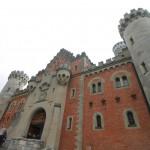 Schwarze Kassen auf Schloss Neuschwanstein?
