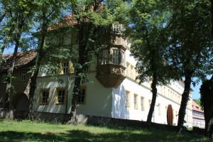 Schloss Behringen, heute Hotel am Hainich