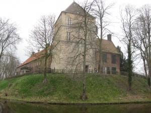 Schloss Rheda-Wiedenbrück ohne Photoshop-Hilfsmittel