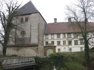 Nochmal Schloss Rheda