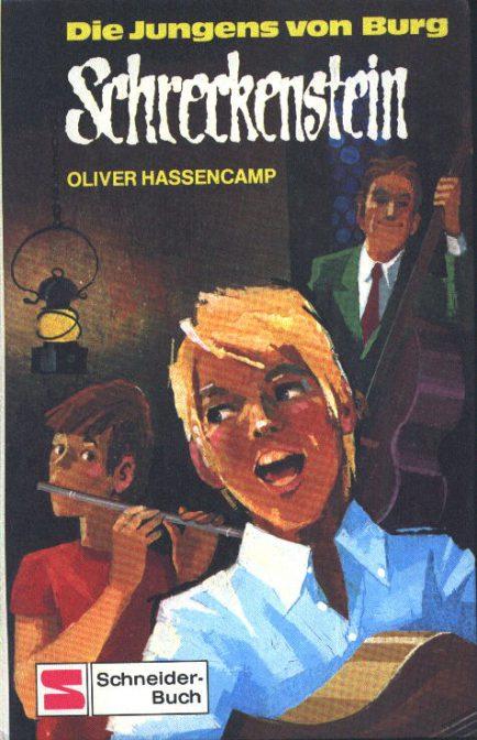 Die Schreckenstein-Bücher begeisterten die Generation Golf / Foto: Amazon / Foto oben: Aconcagua / CC-BY-SA 3.0
