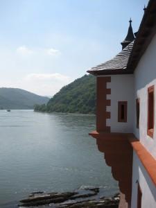 Aussicht von Pfalzgrafenstein