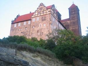 Quedlinburg: Dom und Schloss / Foto: Burgerbe.de
